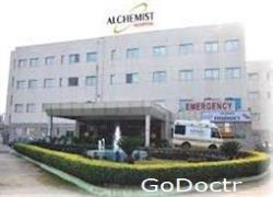 Alchemist Hospital-Gurgaon