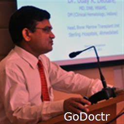 dr. uday deotare-oncologist
